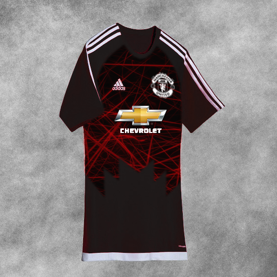 Manchester United Kits Away 2017