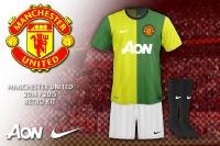 Manchester United Modern-Retro Kit