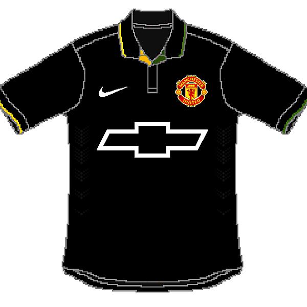 Manchester United Nike Kits