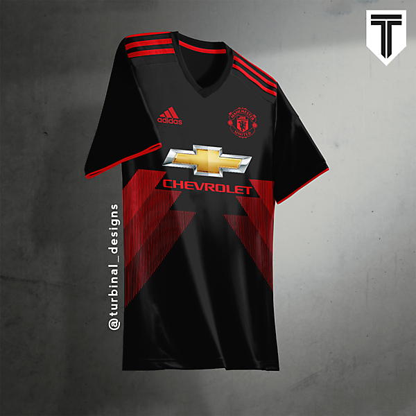 Manchester United Third Concept Kit