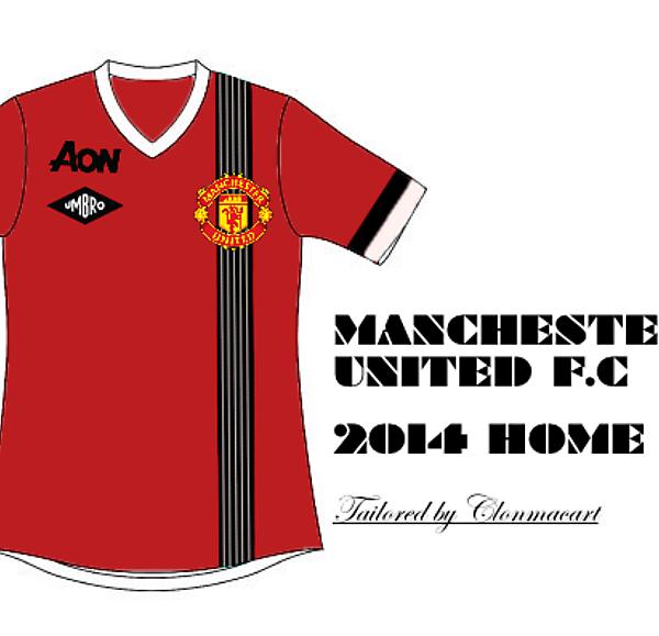 Manchester United Umbro Concept