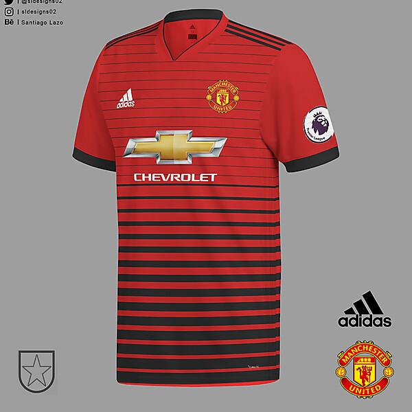 Manchester Utd home 18-19?