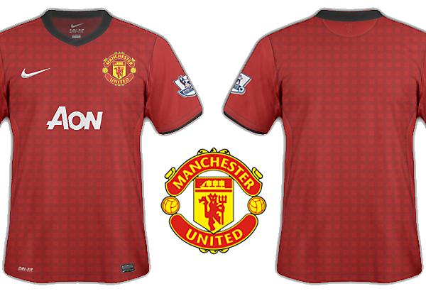 Manchester Utd home