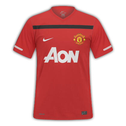 Manchester United 11/12 Home