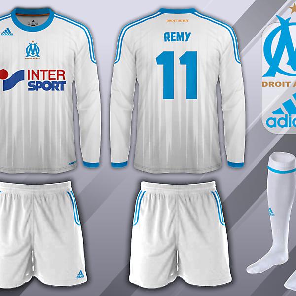Olympique de Marseille - Home