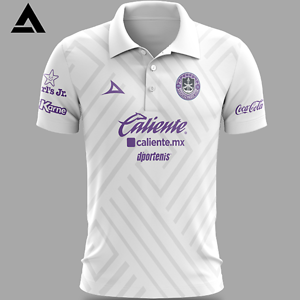 Mazatlan FC  Inaugural Away Kit