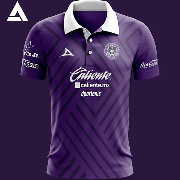 Mazatlan FC  Inaugural Home Kit