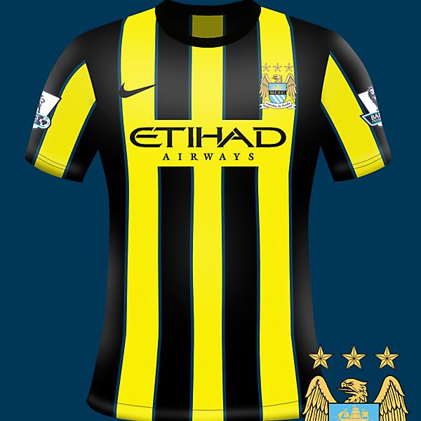 Manchester City 3rd Kit
