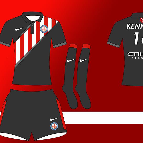 Melbourne City Third Kit