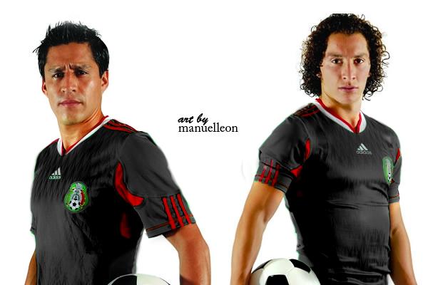 Mexico Home&Away 10/14