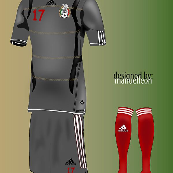 Mexico\'s Third gray
