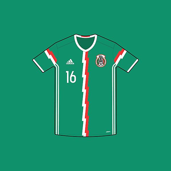 Mexico - Home / Copa America Centenario
