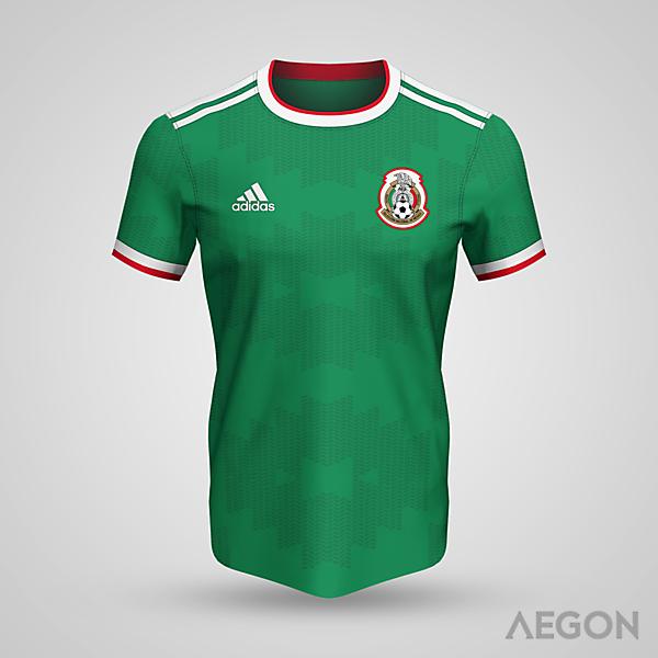 Mexico Home Kit Concept