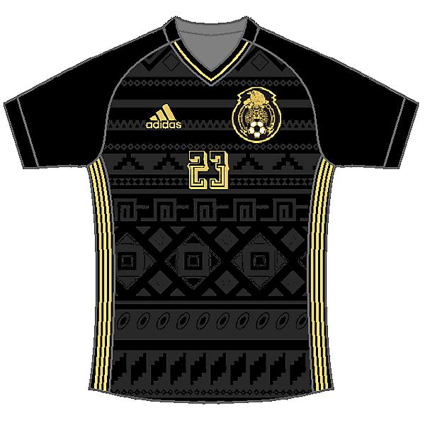Mexico Third Kit
