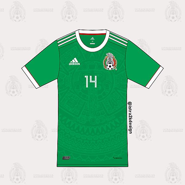 Mexico x Adidas - Home