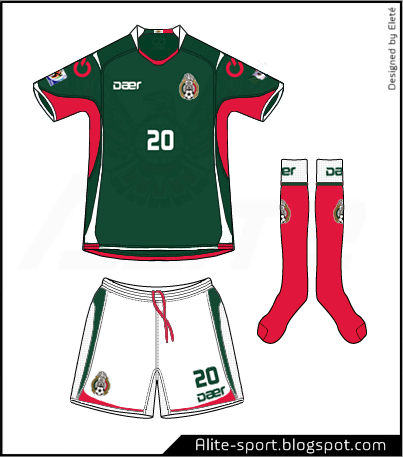 Mexico Daer Home Kit