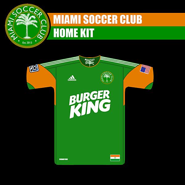 Miami SC Fantasy Home Kit