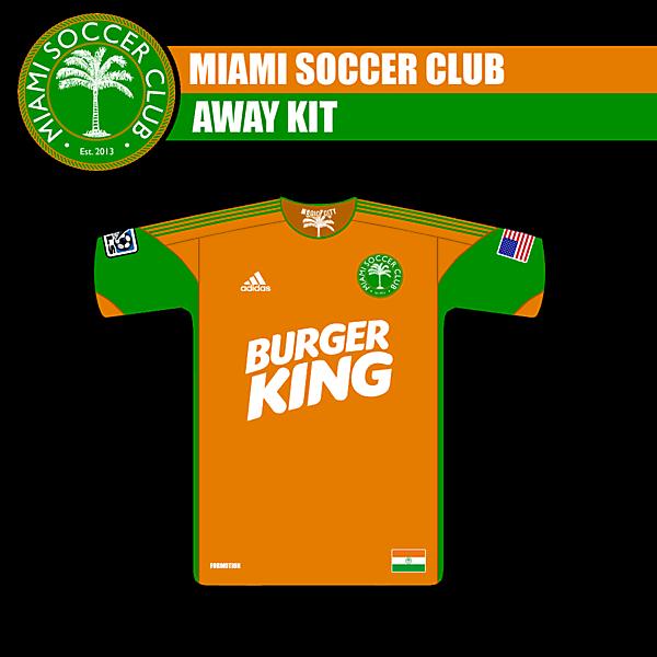 Miami SC Fantasy Away Kit