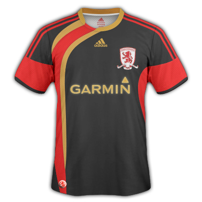 M\'Brough New Kits For 09/10 4/5