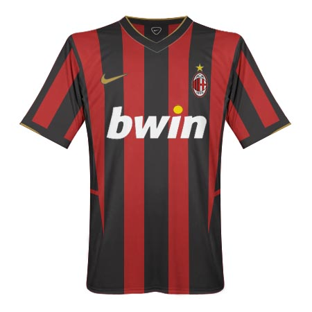 AC Milan Home Fantasy