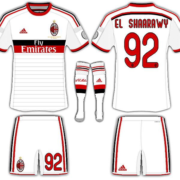 Milan fantasy away