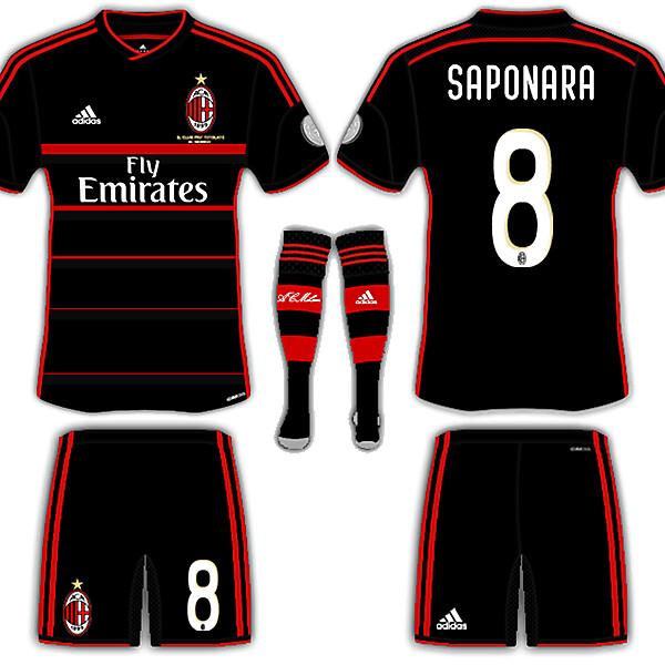 Milan fantasy third