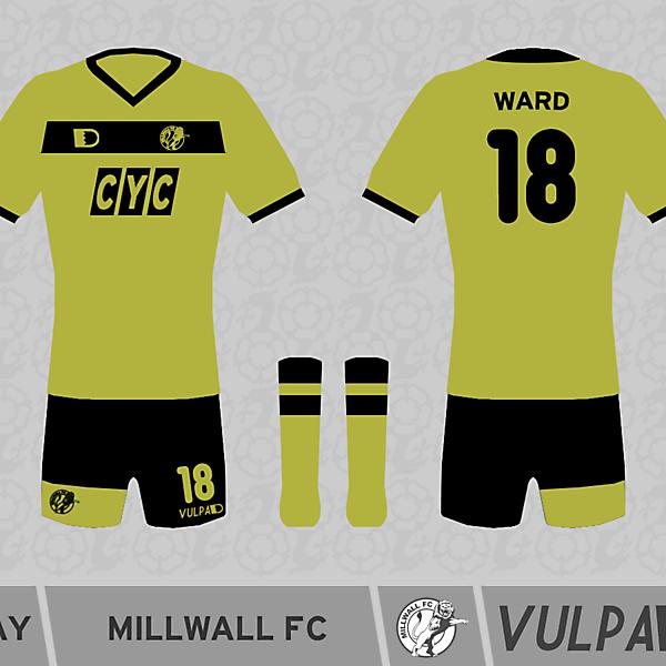 Millwall Away Kit