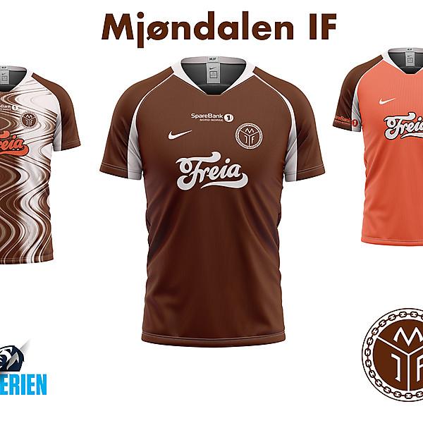 Mjondalen concept kits