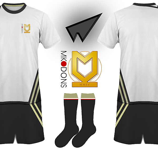 MK Dons - Home