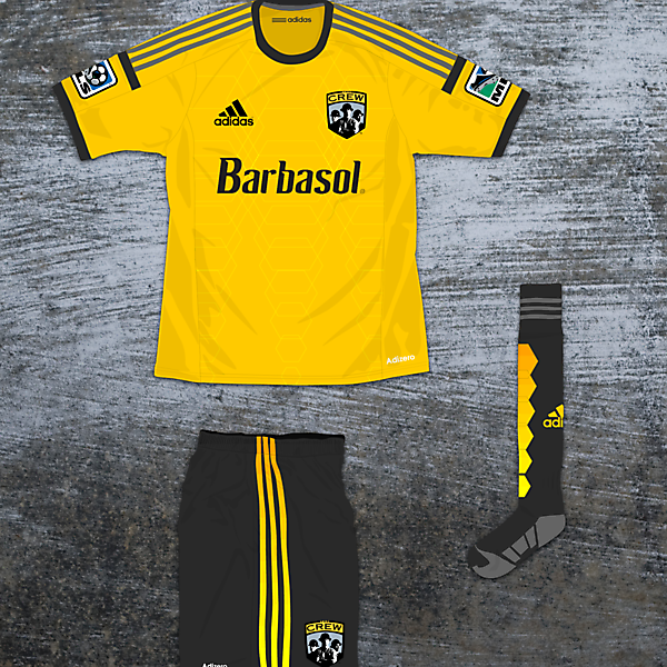 MLS // Colombus Crew