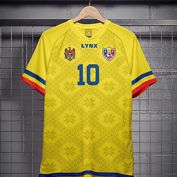 Moldova - Away Kit