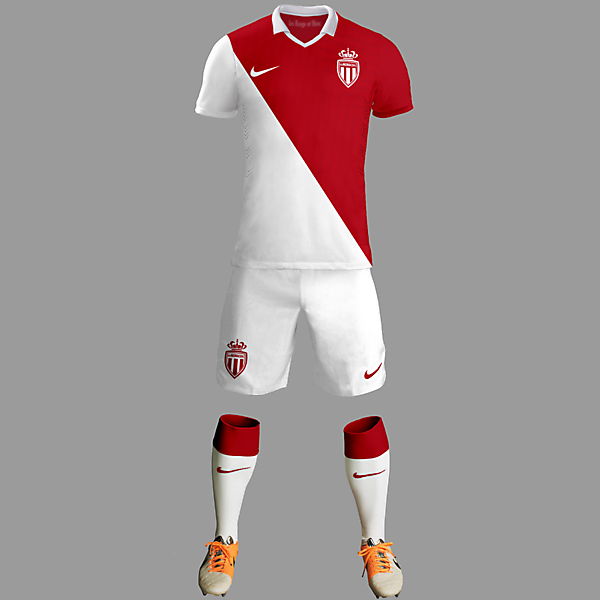 Monaco Fc 15-16 Home