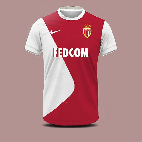 Monaco home shirt concept