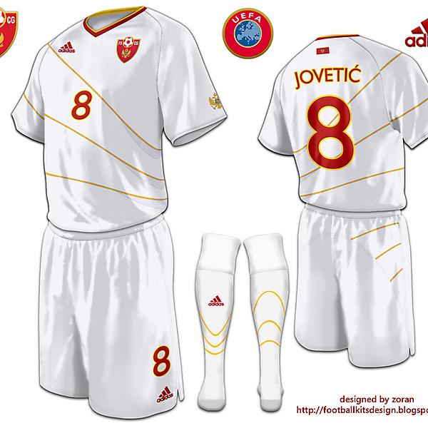 Montenegro away fantasy