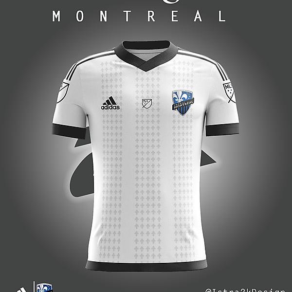 Montreal Impact - Away kit V2