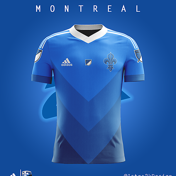 Montreal Impact - Third kit V2