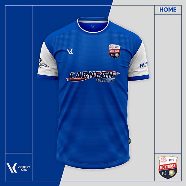 Montrose FC 21 concept