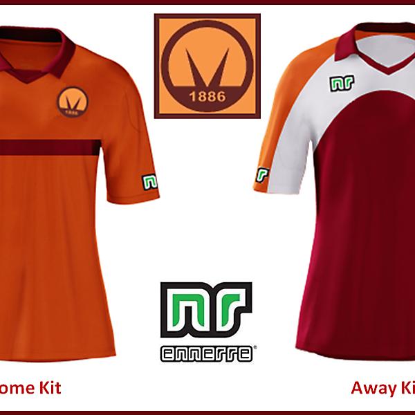 Motherwell F.C. - Ennerre (NR) Kits