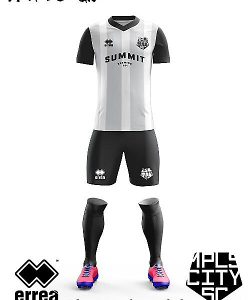 MPSL City SC Errea Home kit