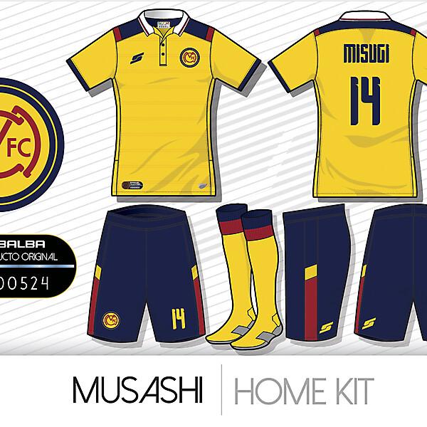 Musashi Home kit