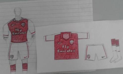 Arsenal (doodles)