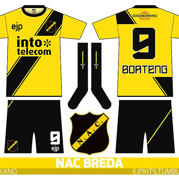 NAC Breda Home