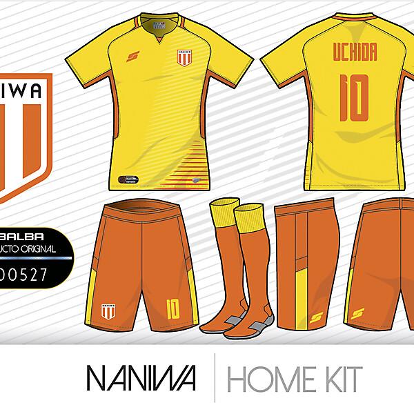 Naniwa Home kit