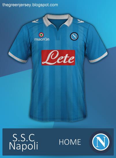 Napoli - Home kit