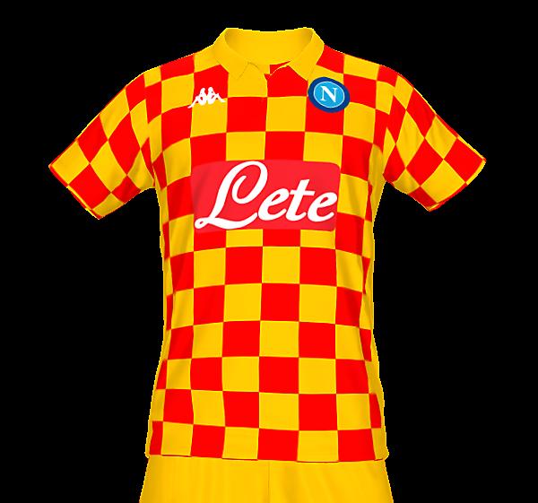 Napoli 2021/2022 Fantasy Away Kit