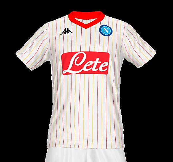 Napoli 2021/2022 Fantasy Third Kit
