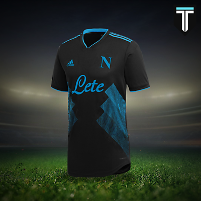 Napoli Adidas Third Kit Concept