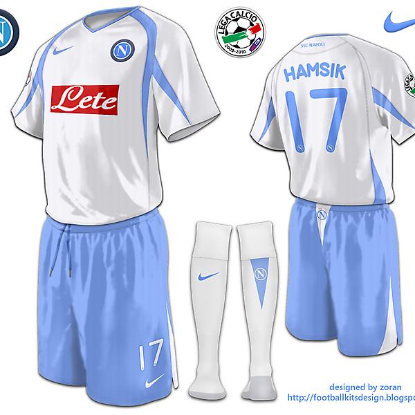 SSC Napoli fantasy away