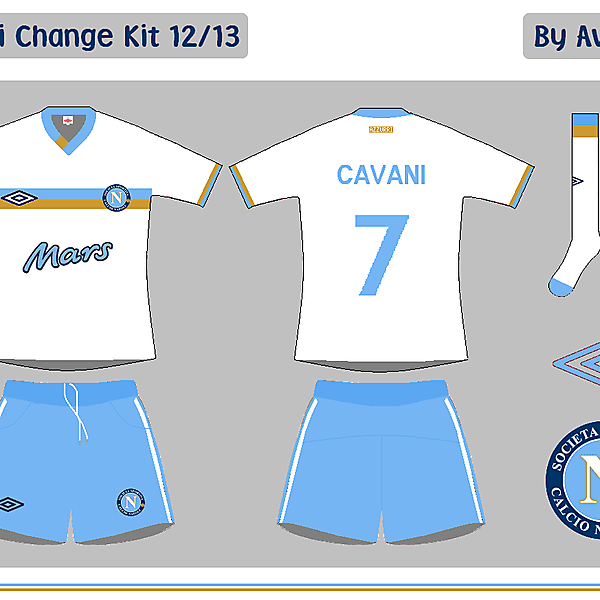 Napoli First & Change Kits