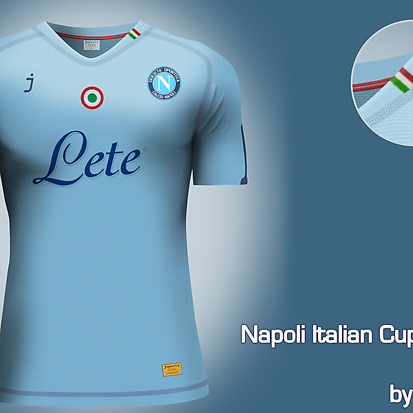 Napoli Italian Cup Winner 2014 by J-sports